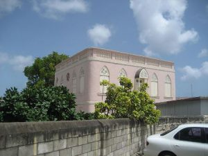 Barbados Bridgetown La Sinagoga Israel Nidhe