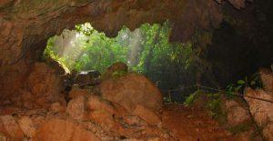 Belize Belmopan La Grotta di St. Herman