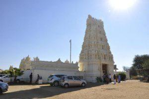 Botswana Gaborone Il Tempio Sri Balaji
