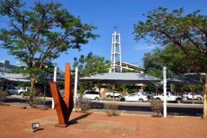 Botswana Gaborone La Cattedrale Cristo Re