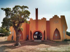 Burkina Faso Ouagadougou Il Museo nazionale di Ouagadougou