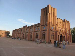 Burkina Faso Ouagadougou La Cattedrale di Ouagadougou