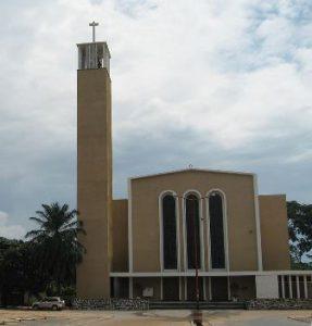 Burundi Bujumbura La Cattedrale di Regina Mundi