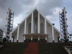 Camerun Yaoundé La Cattedrale di Nostra Signora delle Vittorie