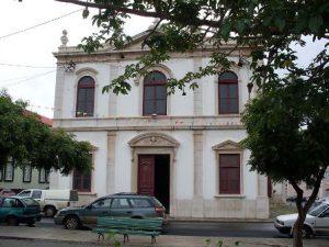 Capo Verde Praia Igreja Nossa Senhora da Graca