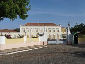 Capo Verde Praia Il Palazzo presidenziale di Praia