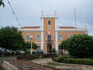 Capo Verde Praia Praia City Hall