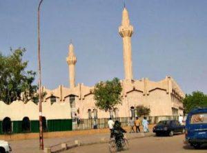 Ciad N'Djamena Grand Mosque N'Djamena