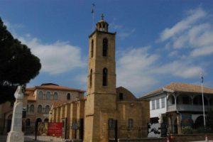 Cipro Nicosia La Cattedrale di Agios Ioannis
