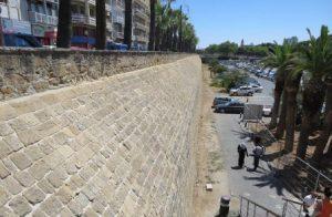Cipro Nicosia Le Mura veneziane