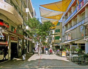 Cipro Nicosia Ledra Street
