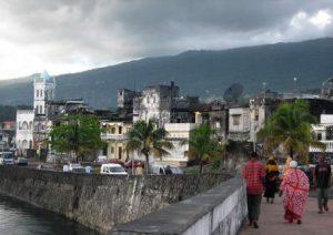Comore Moroni Il Distretto Medina