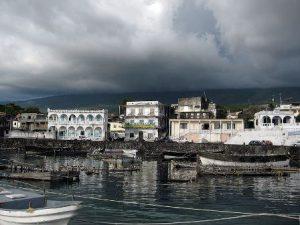 Comore Moroni Il Porto di Moroni