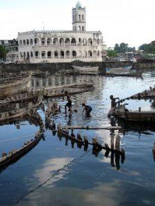 Comore Moroni La Vecchia Moschea del Venerdì