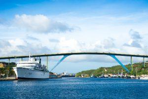 Curaçao Willemstad Il Ponte della Regina Juliana
