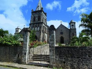 Dominica Roseau La Cattedrale di Nostra Signora di Fair Haven