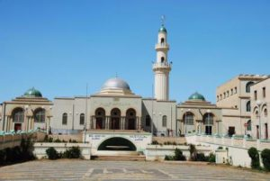 Eritrea Asmara La Moschea Al Khulafa Al Rashiudin