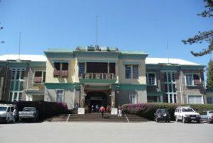 Etiopia Addis Abeba Il Museo Etnologico di Addis Abeba