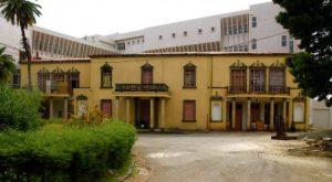 Etiopia Addis Abeba Il Museo Nazionale dell'Etiopia