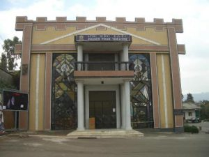 Etiopia Addis Abeba Il Teatro Hager Fikir di Addis Abeba