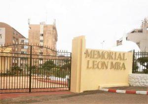 Gabon Libreville Il Memoriale di Leon Mba