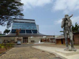 Gabon Libreville Il Museo dell'Arte e della Cultura