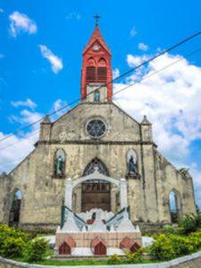 Gabon Libreville La Cattedrale di Santa Maria di Libreville