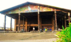 Gabon Libreville La Chiesa St. Michel di Libreville