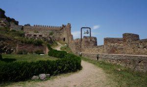 Georgia Tbilisi La Fortezza di Narikala