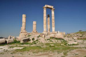 Giordania Amman Il Tempio di Ercole