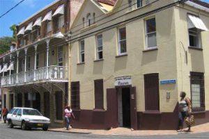Grenada St. George's Il Museo Nazionale di Grenada