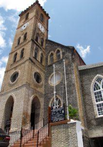 Grenada St. George's La Cattedrale Cattolica Romana di Saint George's