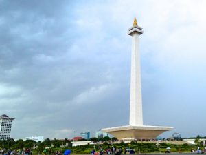 Indonesia Giacarta Il Monument National