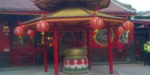 Indonesia Giacarta Il Tempio Yayasan Wihara Dharma Bhakti