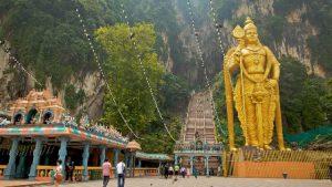 Malesia Kuala Lumpur Batu Caves