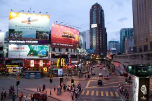 Malesia Kuala Lumpur Bukit Bintang