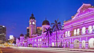 Malesia Kuala Lumpur Merdeka Square