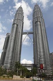 Malesia Kuala Lumpur Petronas Twin Towers