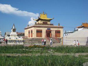 Mongolia Ulan Bator Il Monastero di Gandantegchinlen Khiid