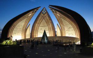 Pakistan Islamabad Il Pakistan Monument