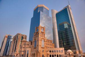 Qatar Doha Barzan Towers