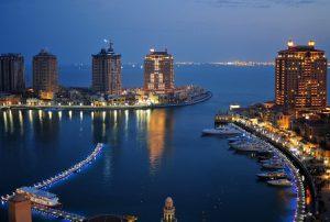 Qatar Doha L'Isola Pearl-Qatar