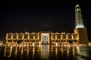 Qatar Doha State Grand Mosque