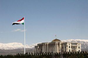 Tagikistan Dushanbe Dushanbe Flagpole