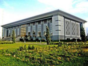 Turkmenistan Ashgabat Museo Nazionale dei tappeti