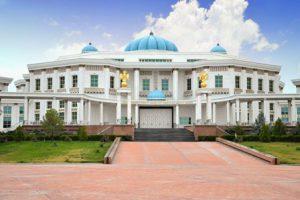 Turkmenistan Ashgabat Museo Nazionale della Storia