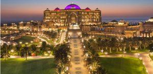 abu dhabi Emirati Arabi Uniti Emirates Palace