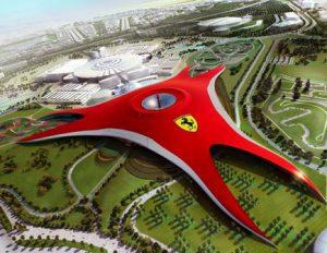 abu dhabi Emirati Arabi Uniti Ferrari World