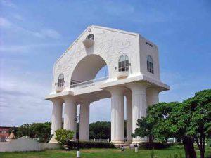 Gambia Banjul L'Arco 22 di Banjul