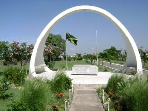 Giamaica Kingston Il Parco Nazionale degli Eroi di Kingston